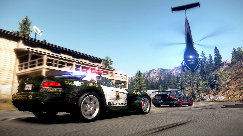 Roll Deep Vs. The Stig In A Real Hot Pursuit