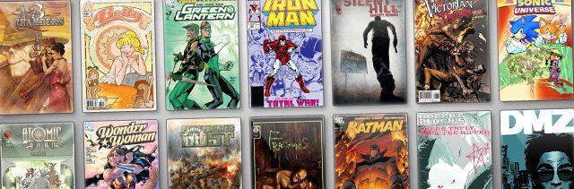 Digital Comics Store Update (22nd June 2011)