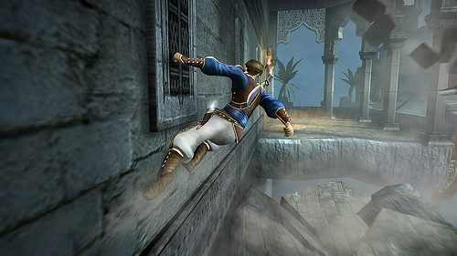 The Prince Of Persia Is Back In Hd And 3d Exclusively On Psn