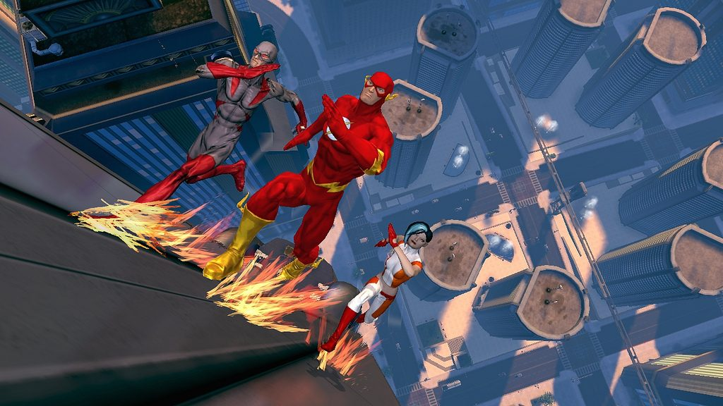 DC Universe Online – Release Date And Subscription Pricing Confirmed
