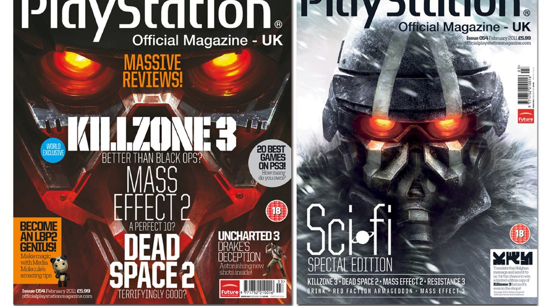 PlayStation Official Magazine UK Issue 54