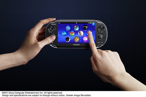 Introducing the Next Generation of Portable Gaming
