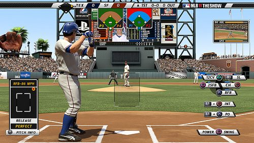 MLB 11 The Show Co-op Mode Detailed: Demo Available Now!