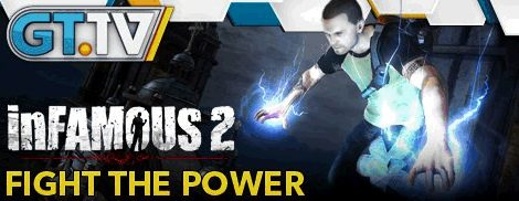 inFAMOUS 2: New KARMA Trailer and GameTrailers TV Invades Sucker Punch
