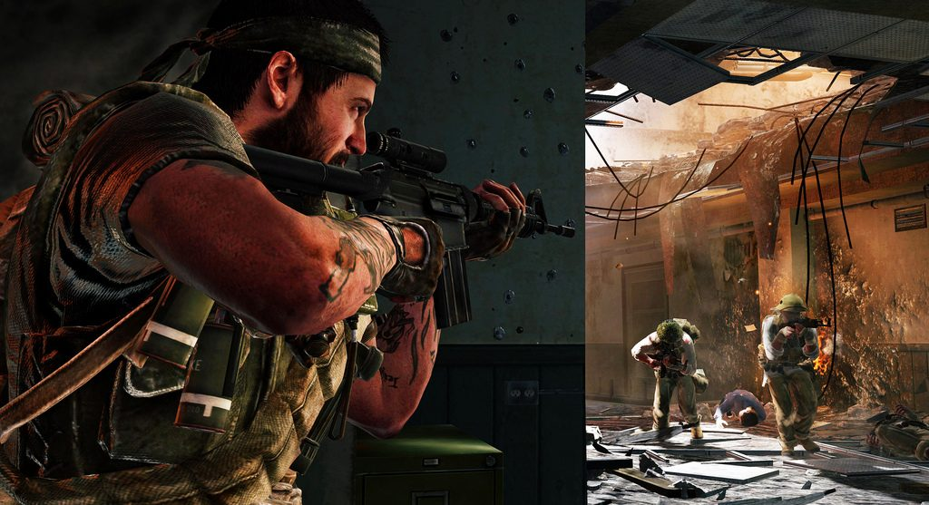 Call of Duty: Black Ops – Getting Beat At Your Own Game