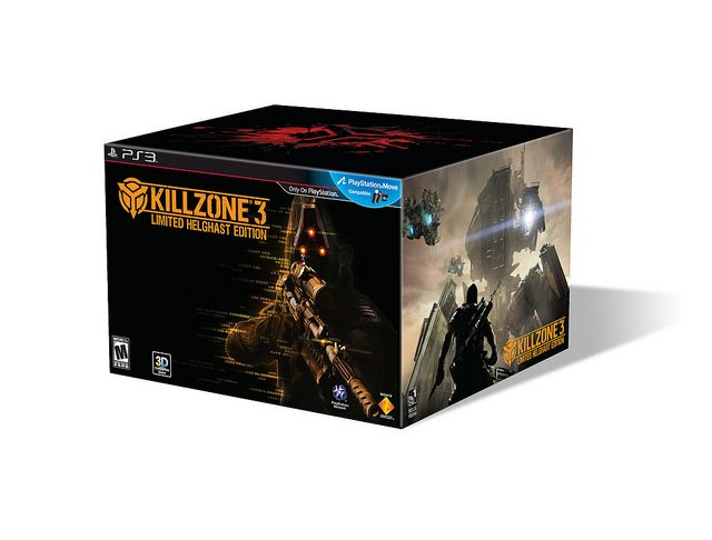 Win a Killzone 3 Limited Helghast Edition – March for Helghan II Sweepstakes