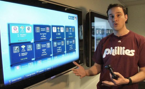 PlayStation Network Launches 2011 MLB.TV with New Features for Opening Day