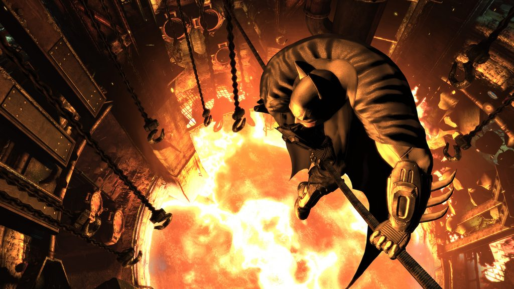 Arkham City: New Screenshots And Details