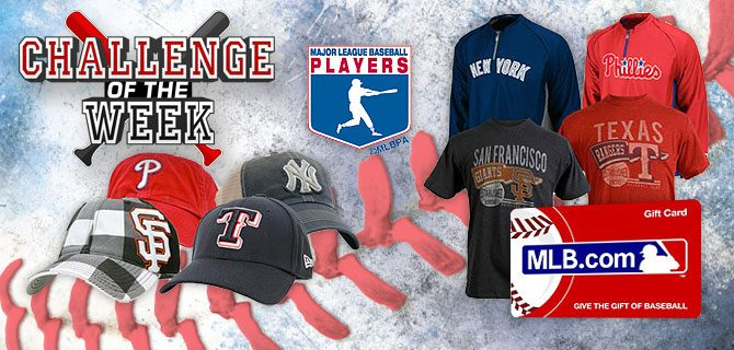 MLB 11 The Show Challenge of the Week #3: Win a $250 MLB.com Gift Card