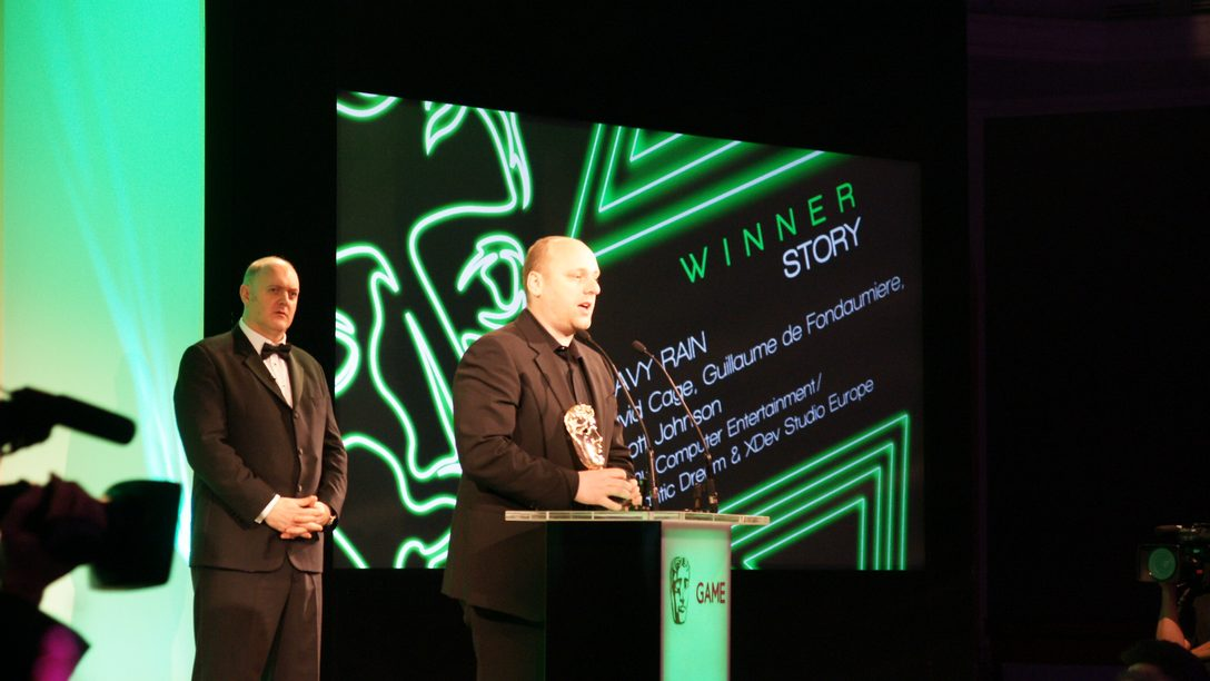 David Cage Reflects On Heavy Rain's BAFTA Success And Discusses Quantic Dream's Next Project