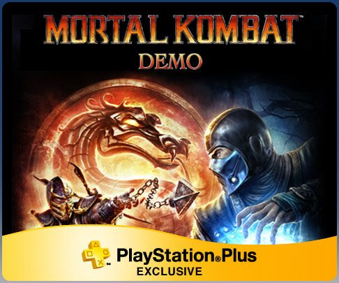 Coming to PlayStation Plus: Exclusive Mortal Kombat Demo, PSN Gamers' Choice Award Winners, and Prince of Persia Full Game Trial