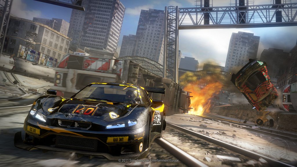 MotorStorm Apocalypse Demo And PSN Avatars Are Unleashed Today