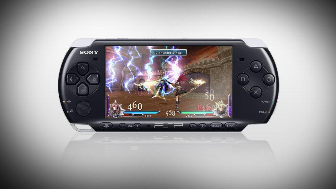 Dissidia duodecim prologus Final Fantasy Hits PSN 3/15 with Lightning, Aerith Unlock