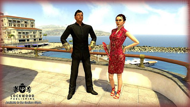 Huge Update to PlayStation Home Mall – More Than 100 New Items!
