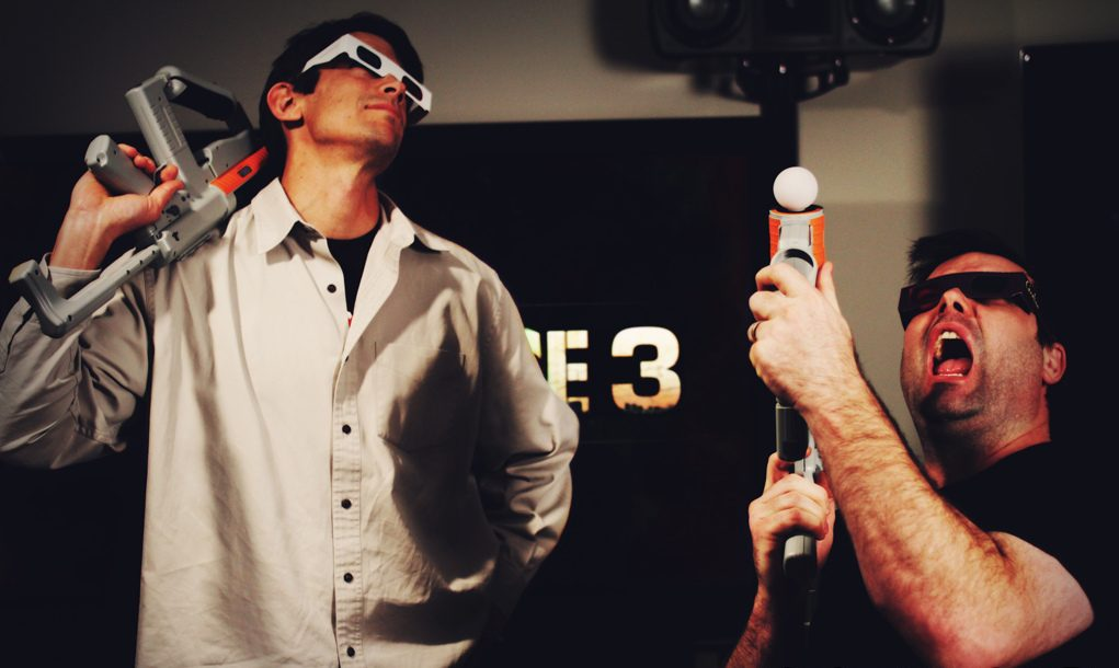 Resistance 3 To Support PlayStation Move, Sharp Shooter And Stereoscopic 3D