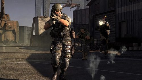 SOCOM 4 Bomb Squad Revealed, Beta Release Details