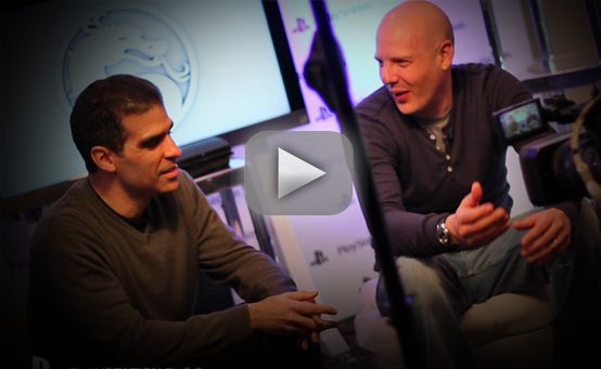 Kratos vs Mortal Kombat: Ed Boon and Stig Talk Fatalities, Weapons, Ending