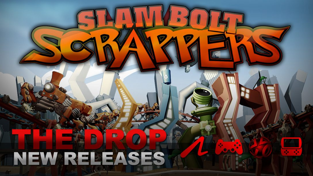 The Drop: Week of March 14th 2011 New Releases