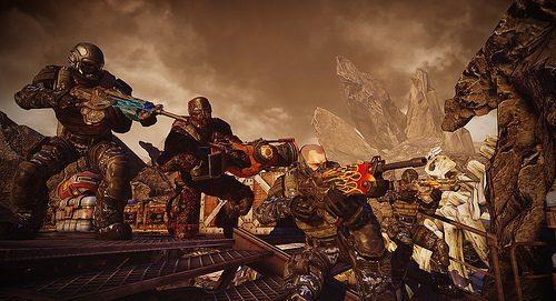 BulletStorm: Play With the Devs This Saturday