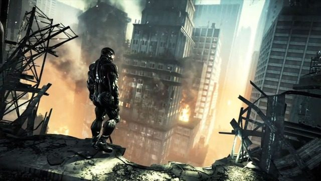 Crytek Talks Crysis 2 PS3; Multiplayer Demo Now Available