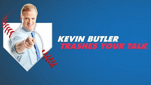 Time to get SHAFTing with Kevin Butler for MLB 11 The Show