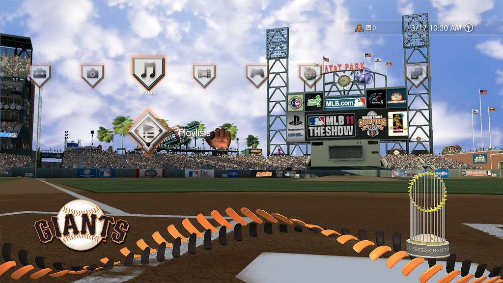 MLB Dynamic Stadium Themes Out Now!