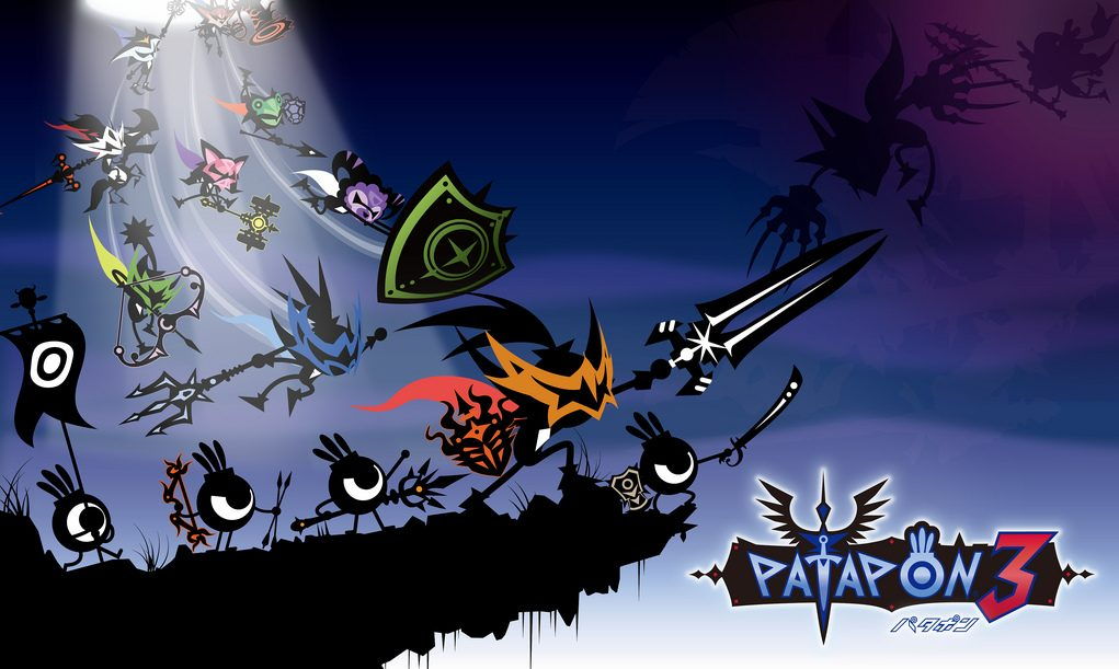 Cast Your Eye(s) on This New Patapon 3 Trailer
