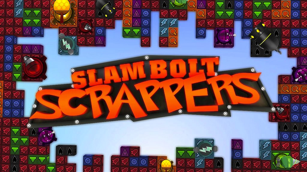 Slam Bolt Scrappers Available Today on PlayStation Network!