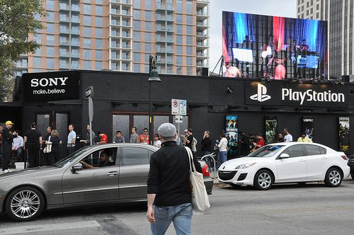 PlayStation at SXSW: A Texas-Sized Thanks