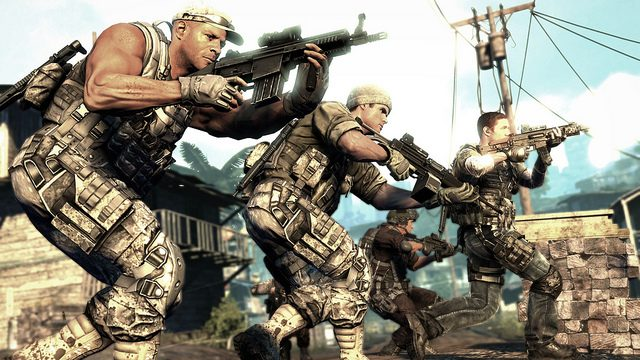 See SOCOM 4's Benefaction: How to Beat a Level Without Firing a Shot