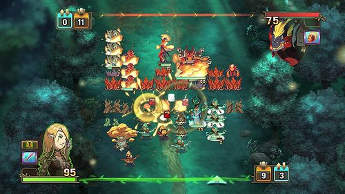 Might And Magic: Clash Of Heroes Hits PSN Today, New Story Trailer