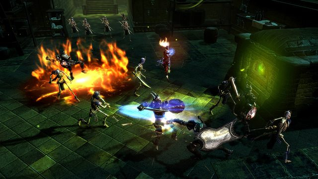 Dungeon Siege III Brings Accessible Controls, Bountiful Co-op to PS3