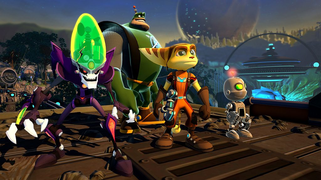 Ratchet & Clank: All 4 One: Terawatt Forest and the Mystery of the Creature Collector