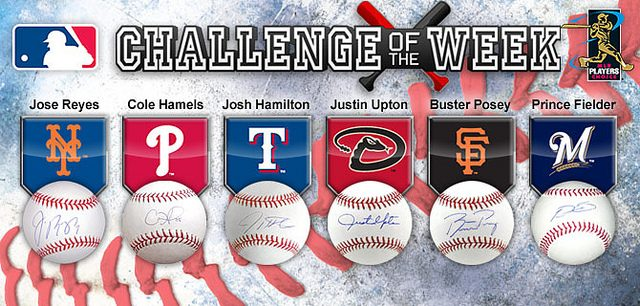 MLB The Show Challenge of the Week #6 – Choice of Signed MLB Baseball
