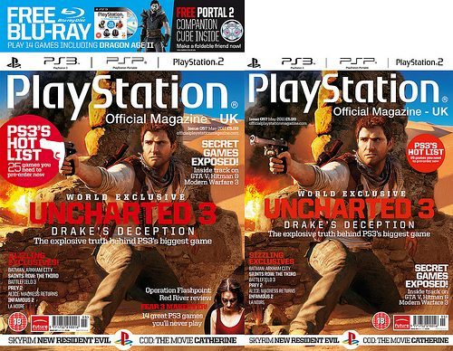 PlayStation Official Magazine UK Issue 57