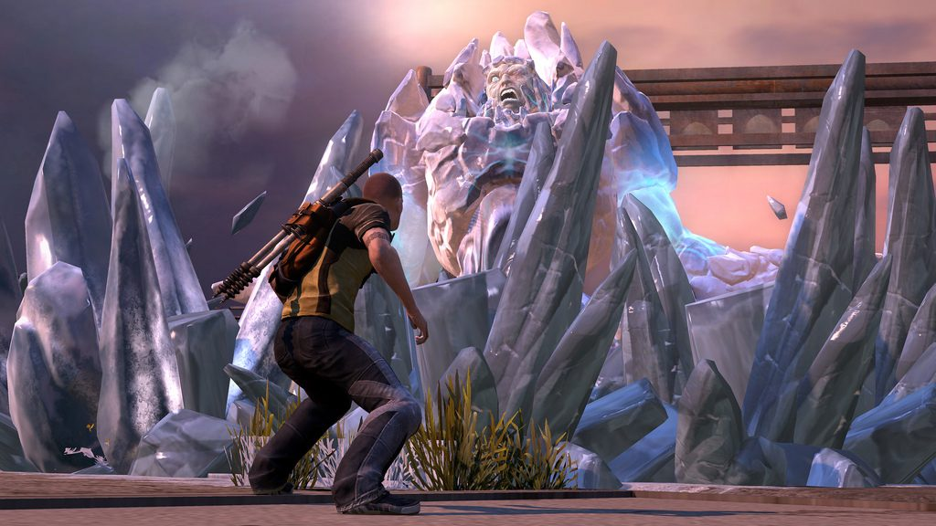 See inFAMOUS 2's Mission Designer in Action, More Details on Single Player