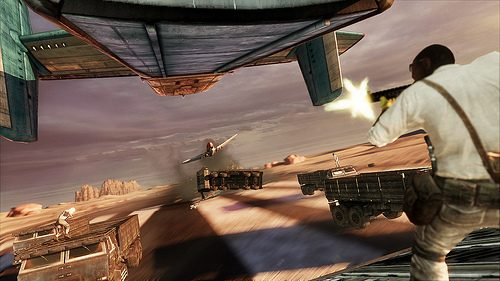 Uncharted 3: Drake's Deception Multiplayer Beta Opens To All Today