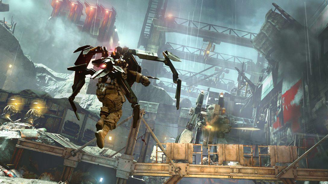 Killzone 3 Steel Rain DLC Coming April 12, Free for Plus Members!