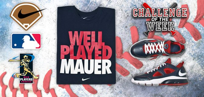 MLB 11 The Show Challenge of the Week: Win a Nike Huarache TR Low Pack
