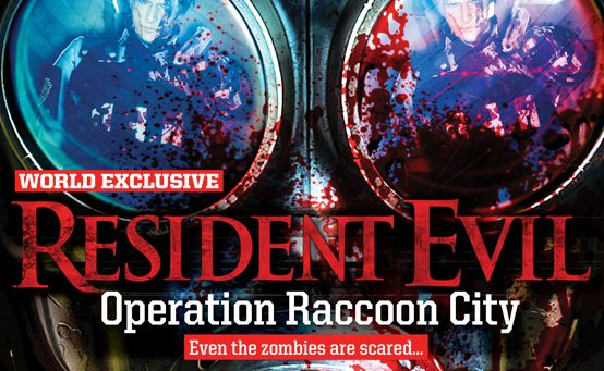 New Resident Evil revealed in PlayStation: The Official Magazine