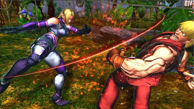 When Street Fighter Met Tekken