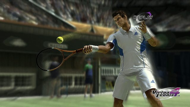Virtua Tennis 4 Demos Are Only On PS3