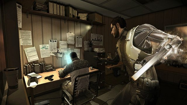 Composing Deus Ex: Human Revolution – Conspiracy, Transhumanism and Synthesizers