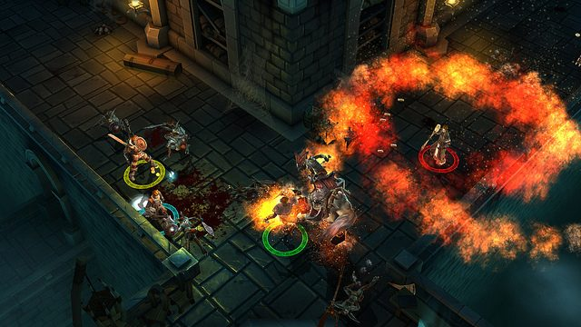 Dungeon Hunter: Alliance Hits PSN Today With PlayStation Move Support