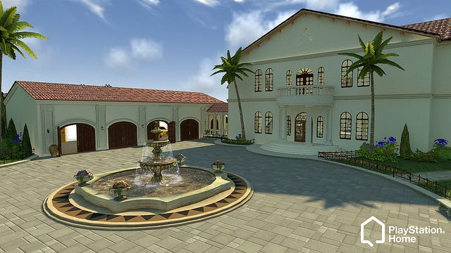 This Week in PlayStation Home: Sodium 2 Beta Access & Mansion Garage Tours