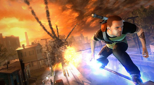 inFAMOUS 2: The Quest for Power