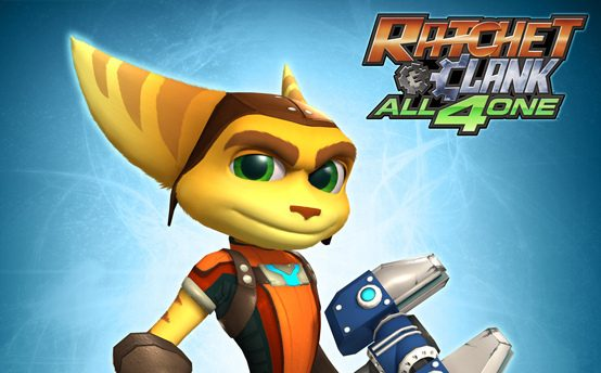 Redesigning Ratchet: Get Your Skin in Ratchet & Clank: All 4 One
