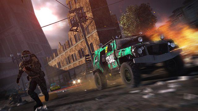 MotorStorm Apocalypse Now Racing Online