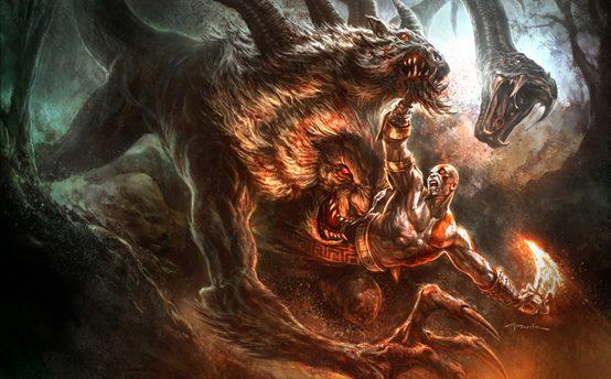 God of War III: How To Make A Monster