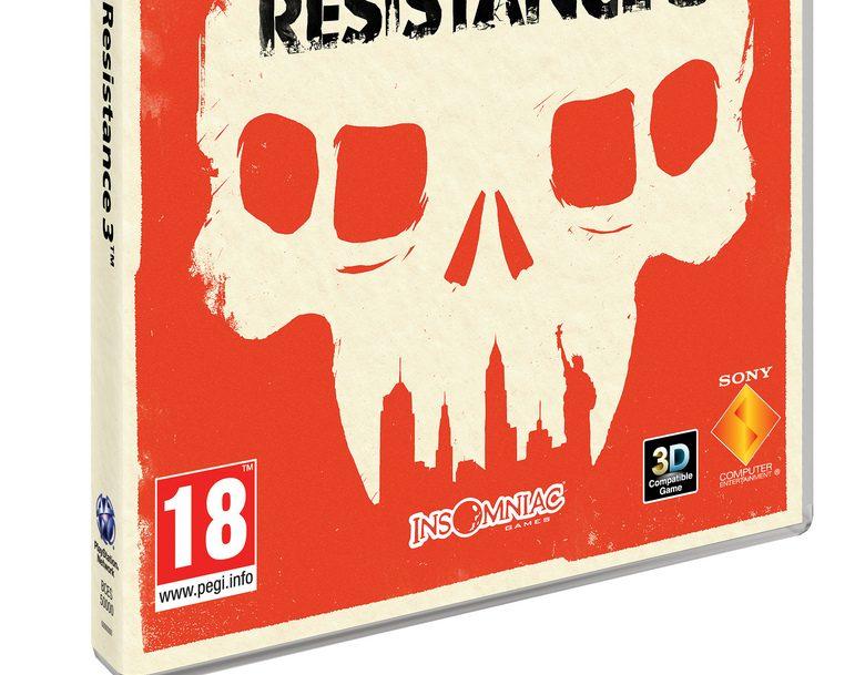 Resistance 3 Trainyard Multiplayer Footage
